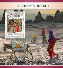 Djibouti 2016 MNH Rotary International 1v S/S Humanitarian Aid Medical Stamps