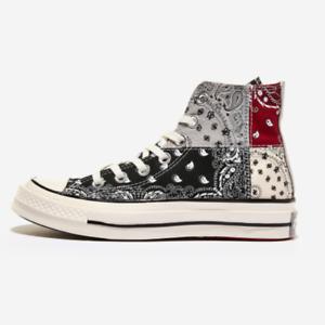 Converse Chuck 70 Hi Paisley US 3~13 Men's Sneaker - 169880C Expeditedship
