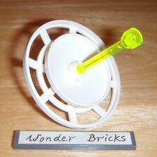 Lego Space Radar Dish 2 Sizes 7754 Antenna Mars Alien