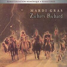 Mardi Gras by Zachary Richard (CD, Mar-1977, CD Baby (distributor))