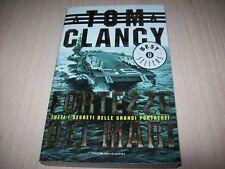 TOM CLANCY FORTEZZE DEI MARI BESTSELLERS MONDADORI 1202 2001 SEGRETI PORTAEREI