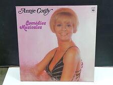 ANNIE CORDY Comédies musicales CBS 22088 2XLP