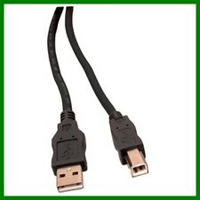 CABLE USB 2.0 / 5 mètres Type A-B pr imprimante scanner Espon Canon HP etc..
