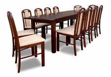 Esstisch 12 Stühle Esszimmer Set Essgruppe Modern Tisch Tische Stuhl Neu Z12