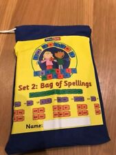 Sue Palmer Set 2 Bag Of Spellings phonics phonix