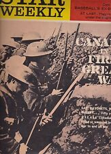 Star Weekly Don Drysdale Canada in World War I June 20 1964