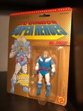 ToyBiz DC Comics Super Heroes Mr. Freeze Action Figure 1989 Changes Color Batman