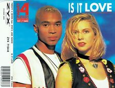 TWENTY 4 SEVEN FEAT. STAY-C AND NANCE : IS IT LOVE / CD - TOP-ZUSTAND