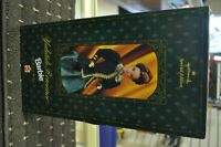 1996 BARBIE DOLL Yuletide Romance 3td Series Mint in Box Christmas Barbie 15621