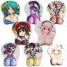Creative Cartoon Anime 3D Sexy Chest Silicone Mouse Pad Wrist Rest Support