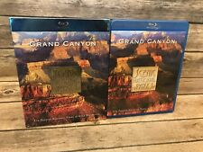 Scenic National Parks - Grand Canyon (Blu-ray Disc, 2008) SlipCover Mint Disc