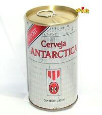 1960's Brazil Cerveja Antarctica Export Beer Can Straight Steel Sp South America