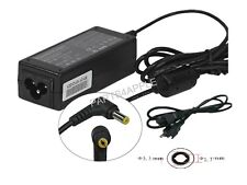 AC ADAPTER POWER CHARGER FOR ACER ASPIRE ONE A150 D150 D255E D260 ZE7 PAV70 65W