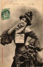 CPA Petit Coeur a louer. A. BERGERET (674833)