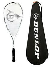 Dunlop Max Lite Titanio Squash Raqueta + Funda RRP £ 140