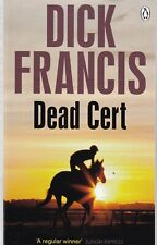 DEAD CERT BY DICK FRANCIS PAPERBACK BOOK