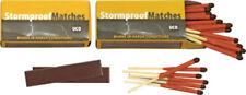 UCO Firestarting New Stormproof Matches ORMD MT-SM2