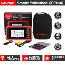 LAUNCH X431 CRP123X Car OBD2 Scanner Diagnostic Service Tool ABS SRS Code Reader