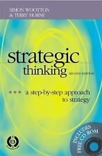 Strategic Thinking: A Step-By-Step Approach to Strategy, Second Editio-ExLibrary