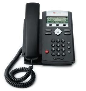Polycom SoundPoint IP 331 Phone POE, Power Supply Not Included