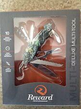 Reward Deluxe Multi-tool, Color Camo