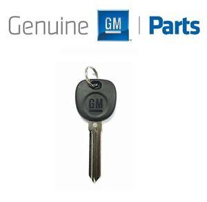 NEW For GM Chevrolet Express Silverado Suburban Ignition Key Blank OES 23372322