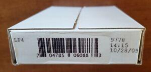 2009 D & P LINCOLN CENT PRESIDENCY BU GEM ROLL SET LP - 4 US MINT SEALED BOX LP4
