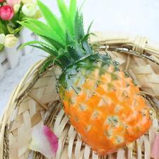 Mousse artificielle ananas fruits maison armoires de cuisine fenêtre table