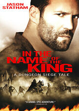In the Name of the King: A Dungeon Siege Tale DVD NEW