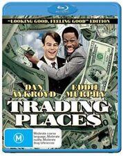 Trading Places SCE - Blu-ray Region B