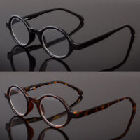 Black Tortoise Round Oval Reading Glasses Readers John Lennon Harry Potter