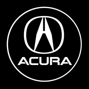 For ACURA Car Door Welcome Projector Lights for TLX RDX CDX NSX MDX RLX ZDX ILX
