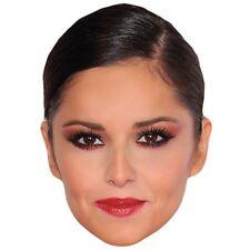 Cheryl Cole Celebrity Mask, Card Face and Fancy Dress Mask