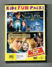 Nanny McPhee / Peter Pan (2-Movie Collection) Dvd 2-Disc Set Brand New & Sealed