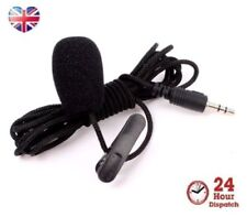 3.5mm Stereo Mic Audio External Microphone for GoPro Hero 1 2 3 3+ 4 HD IPhone