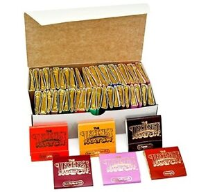Incense Matches - (Box of 50 Assorted) US Seller Free Shipping