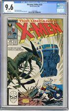 X-Men  #233  CGC   9.6   NM+   White pgs  9/88  Marc Silvestri & Dan Green cover