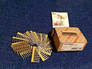 Weidmuller TERMINAL BLOCK JUMPER, 10WAY, 5.1MM - 1693880000. Box of 20