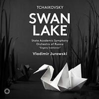 Vladimir Jurowski - Tchaikovsky: Swan Lake (1877 World Premiere) (NEW 2xSACD)