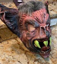 Ghost, Ghoul ,Goblin, Demon Mask Halloween Mask Rare