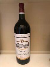 Magnum Chateau CHASSE-SPLEEN 2003 Top niveau 90/100 R.PARKER
