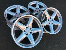 """VERY RARE - Genuine 19"""" Ronal BMW AC SCHNITZER TYPE 2 rims in showrm condition"""