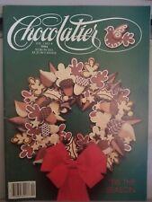 Lot 2 Chocolatier Magazine 1984 Issues #2 & 4! Free Shipping!
