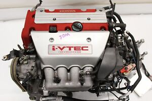 JDM HONDA ACURA RSX DC5 02-06 2.0L DOHC I-VTEC K20A Type R ENGINE W/ NTS3 LSD TR
