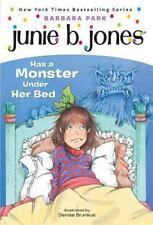 Junie B. Jones Has a Monster Under Her Bed Junie B. Jones, No. 8