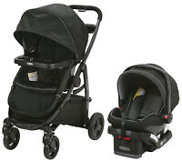 Graco Baby Modes Travel System Stroller w/ Infant Car Seat Dayton NEW