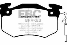 DP489/2 EBC Ultimax Front Brake Pads for RENAULT RENAULT  Twingo 5 5 Van