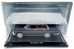 EBOND Modellino Fiat 1500L - 1963 - Die cast - 1:43 - 0088.