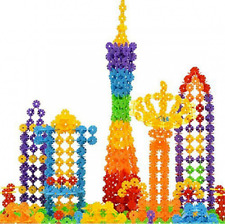 700Pcs Stem Toys For 6 Year Old Boys Girl Kid Connecting Toddler Christmas Gift