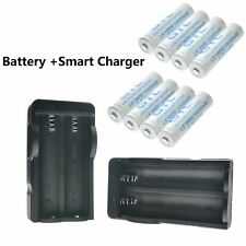 18650 Battery Li-ion 3.7V volt Rechargeable Batteries for LED Flashlight